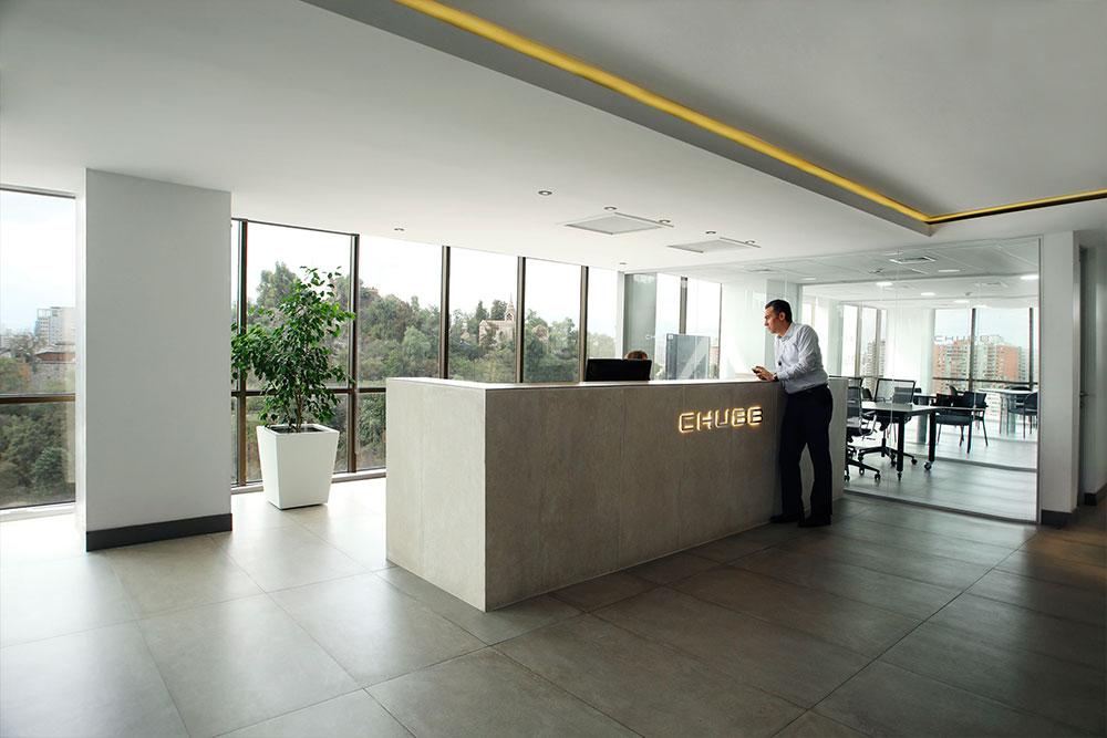 Oficinas CHUBB